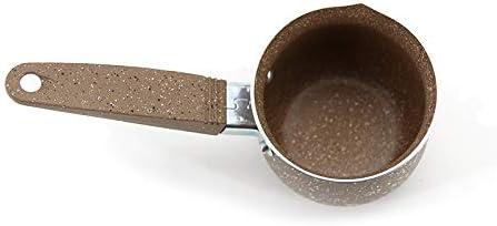 Casserole à Lait Antiadhésives Melting Pot Lait Pan Sauce au Beurre Café Pan Fouets à lait chaud Pot de soupe