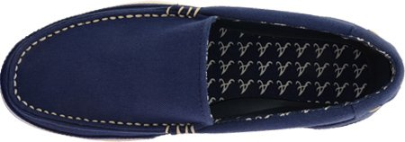 Eastland Mens Sheffield Mlb Yankees Slip-on Loafer Atlanta Braves