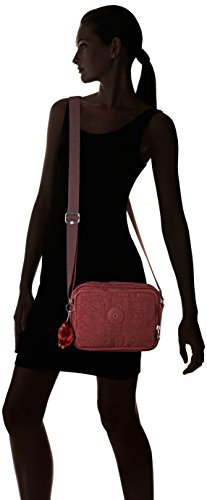 Bag C Brown Burnt Body Silen Women's Carmine Kipling Cross If8wRzq6
