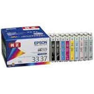 EPSON エプソン インクカートリッジ 純正 【IC9CL3337】 9色セット ds-1293798 B01N3RH1I4