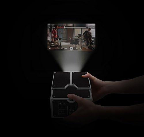 Cardboard Smartphone Projector / DIY Mobile Phone Projector ...