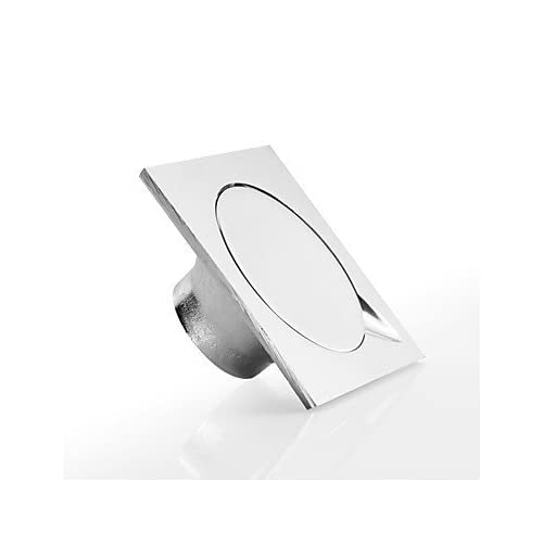 BL@ Bathroom Accessories Floor Drain, Modern Brass Chrome Finish (0605-DL08) durable modeling