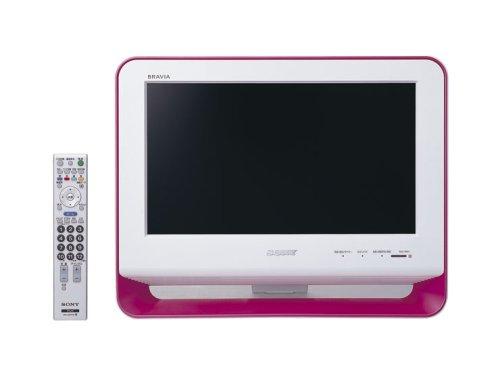 ソニー 16V型 液晶 テレビ ブラビア KDL-16M1-P ハイビジョン   2008年モデル B0015BP5UI