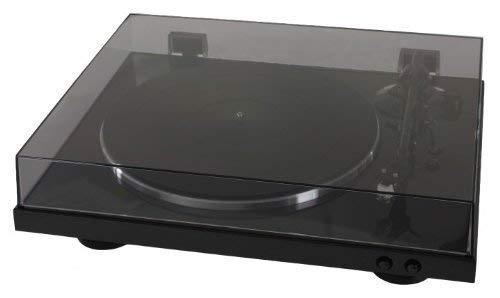 Denon DP-300F - DP 300 Plato Giradiscos Negro: Amazon.es: Electrónica