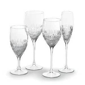 Vera Wang Chime Crystal Goblet Wine Goblets Goblets Chalices