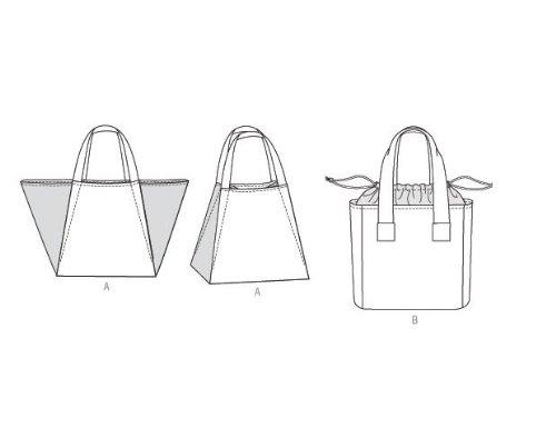 cartamodelli per borse