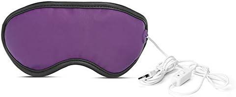 QHGao Máscara Ocular Eléctrica De Calentamiento USB Y Masajeador ...