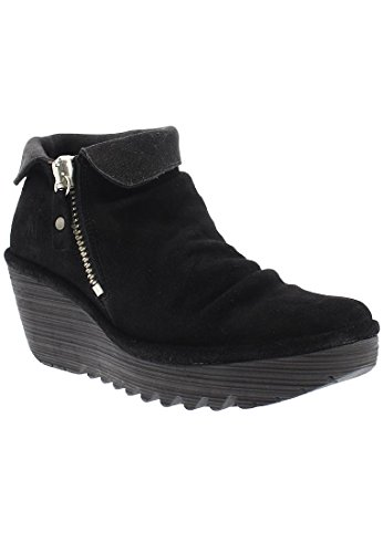 BOTIN FLY LONDON P500755000 YOXI755FLY NEGRO 36 Negro