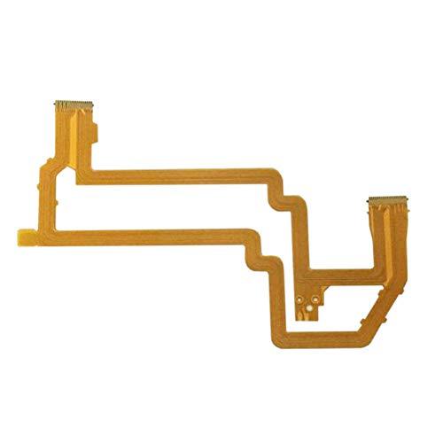FidgetFidget LCD Flex Cable Ribbon Repair Parts for Canon HF R46 R48 R56 R40 R36 R76 R706 by FidgetFidget