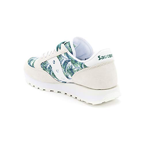 Donna Jazz Saucony Original Natural Sneaker Multicolour Hpqfwvq
