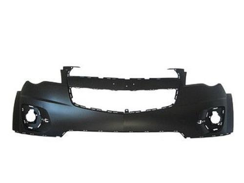 Multiple Manufacturers OE Replacement Bumper Cover Chevrolet Equinox 2010-2012 (Partslink GM1000907) (Chevrolet Equinox Replacement Bumper)