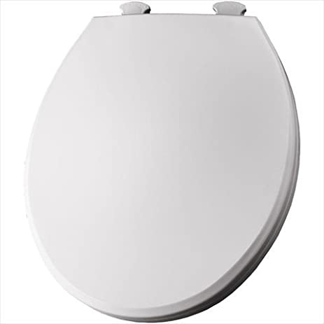 40cm round toilet seat. bemis 800ec000 plastic round toilet seat with easy clean and change hinge  white Excellent Bemis Toilet Seat Parts Best Inspiration 18 Inch