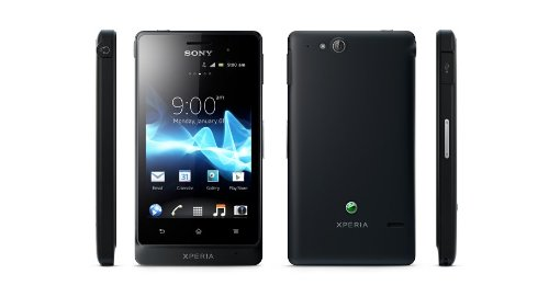 Sony Phones Xperia Go Ruggedized Android SmartPhone Unlocked