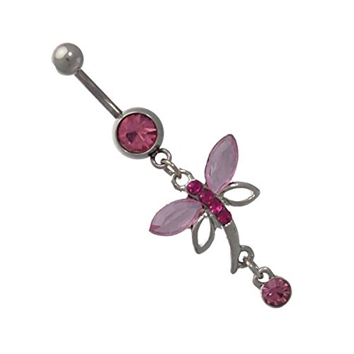 cinta-silver-surgical-steel-fuchsia-pink-crystal-surgical-steel-belly-bar