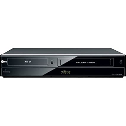 amazon com lg rc897t multi format dvd recorder and vcr combo with rh amazon com