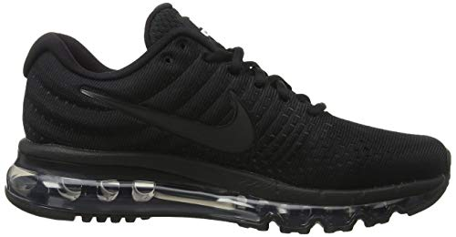 Max black Nero black 004 Donna black Running Nike 2017 Scarpe Air 5qnw0B