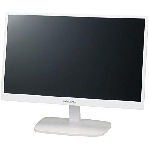 プリンストン 広視野角パネル採用 白色LEDバックライト 21.5型ワイドカラー液晶ディスプレイ(ホワイト) AV デジモノ パソコン 周辺機器 その他のパソコン 周辺機器 top1-ds-2024549-ak [簡易パッケージ品] B079YSB93M