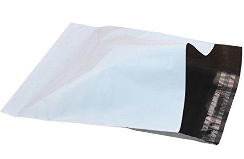 6 7  X 11 8  White Self Seal Express Packing Bag   50 Pcs 2 5 Mil Self Adhesion Clothing Bags Logistics Packaging Bag
