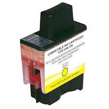 Inkjet 1840c (Trend™ Premium Compatible Brother IntelliFax 1840C, IntelliFax 1940CN, IntelliFax 2440C, MFC-210C, MFC-420CN, MFC-620CN, MFC-640CW, MFC-3240C, MFC-3340CN Yellow Inkjet 400 Yield LC41Y)