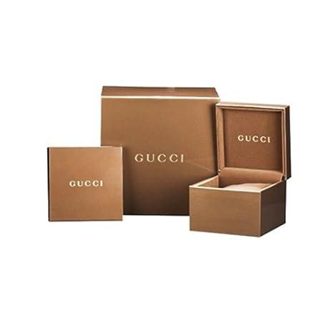141da3c810844a Gucci YBC295675001021 Silver Man Ring: Amazon.co.uk: Watches