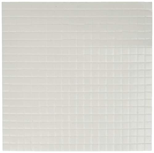 - Darice 1206-02 400Piece, Double Sided Foam Sticky Squares
