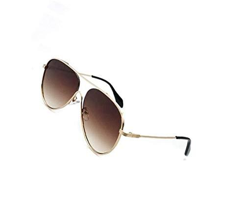 sol Esquí para aire libre Hombres Conducción para al Gafas de los la protectoras moda viajar sol Gafas UV400 Gafas Mujeres Golden pesca de de hombres de FAwqWpO