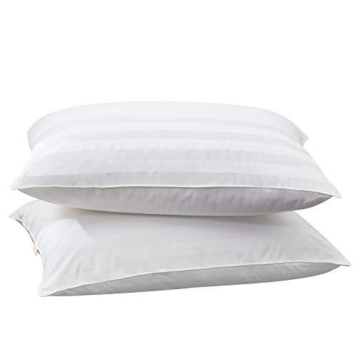 puredown Luxury White Goose Down Pillow 2