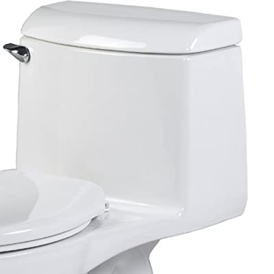 American Standard 735105-400.020 Champion-4 One-Piece Toilet Tank Cover for Models - 2004 and 2034, White