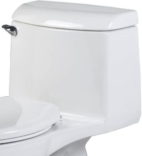 American Standard 735105-400.020 Champion-4 One-Piece Toilet Tank Cover for Models - 2004 and 2034, White by American Standard [並行輸入品]