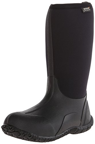 e0503246da980 Bogs Classic No Handles Waterproof Insulated Rain Boot (Toddler/Little  Kid/Big Kid), Black,3 M US Little Kid