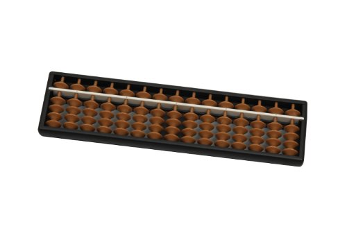 15-figure Abacus Calculation Japanese Soroban by Artec