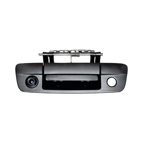 (JAYBRAKE Cspi Sv-6834.Chr 170? Cmos Tailgate Handle Color Camera For Dodge(R) Ram (Black))
