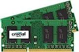16GB kit (8GBx2) Upgrade for a Dell Latitude E6520 System (DDR3 PC3-12800, NON-ECC, )