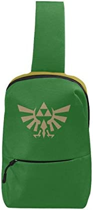 Games of Future Past Cross Body Sling Chest Bag Waterproof Anti-Scratch Bag