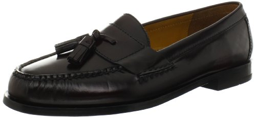 Da uomo Cole Haan, Pinch Tassel Loafer Burgundy