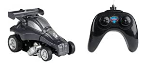 Blue Hat Toy Company Transforming Radio Controlled Car Black, Silver 9 V Battery (Included)