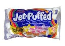Kraft Jet Puffed Marshmallows 16 Oz Bag - 8 Unit Pack