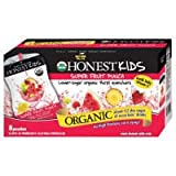 Honest Kids USDA Organic Super Fruit Punch 6.75 oz. Thirst Quenchers 8 pack