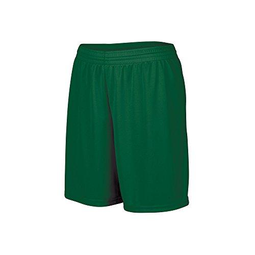 Augusta Sportswear Women's Octane Short S Dark Green (Augusta Ma)