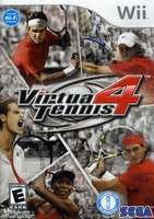 New Ingram Games Virtua Tennis 4 Wii Game Sega Of America Inc Vivid Appearance Sports (Wii Virtua Tennis)