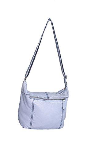 s.Oliver Damen Tasche Umhängetasche Handtasche blau