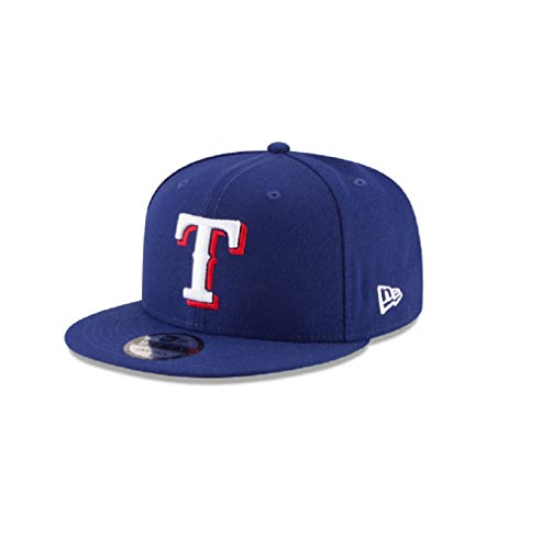 New Era TEXAS Rangers 9FIFTY Snapback Cap Team Color