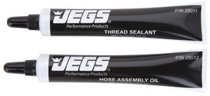 JEGS 28010 Hose & Fitting Assembly Kit Includes