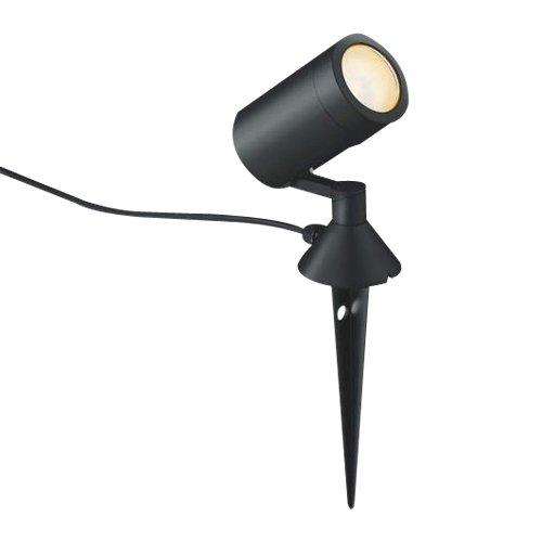 コイズミ照明 スパイクスポットライト 拡散 白熱球100W相当 シルバーメタリック塗装 AU42387L B00Z51EXNE 13567