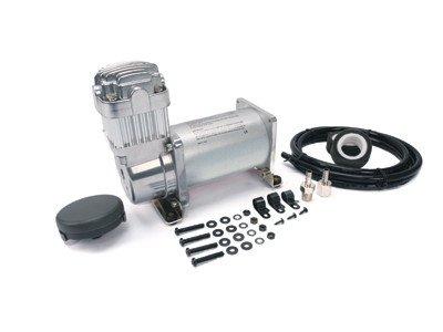 Viair 325c Air Compressor (325C Silver Compressor (12V, 33% Duty, Sealed, w/o Leader Hose, w/o Check Valve))