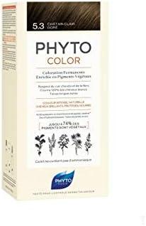 Phyto Phyto Color 53 CastañO Claro Dorado - 1 unidad