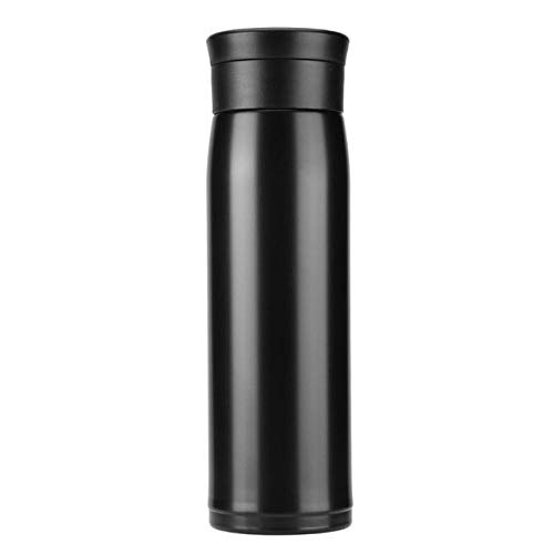 Transport-Accessories - 550ml Stainless Steel Vacuum Flask Thermal Cup Dual Use Insulation Thermal Travel Mug Thermos Coffee Cup Drink Water Bottle from Transport-Accessories