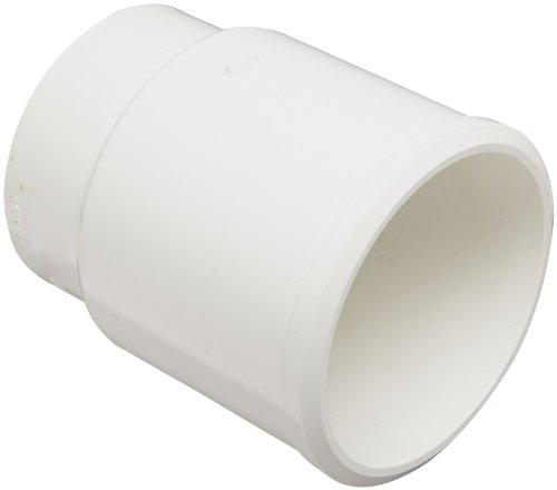 Spears P123R Series PVC DWV Pipe Fitting, Cast Iron Adapter, 3