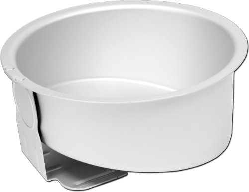 Fat Daddio's Mad Dadder Round Aluminum Cake Pan, 8 Inches