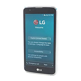 LG K7 K330 4G LTE Android 8GB Phone Black T-Mobile (Renewed)